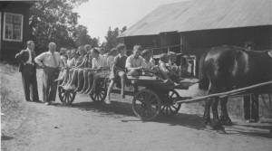1940 Carrys bilder Midsommar 1940 1